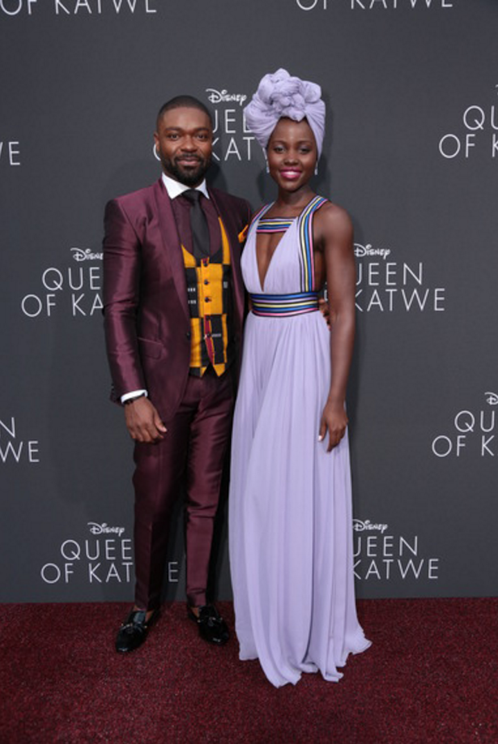 Queen of Katwe Red Carpet
