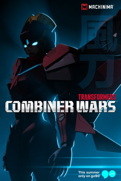 Machinima, Combiner Wars, Transformers