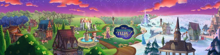 disney enchanted tales frozen
