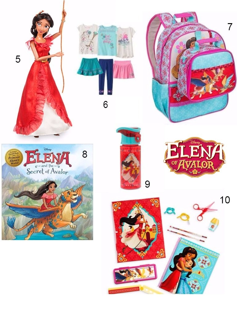 elena of avalor toys