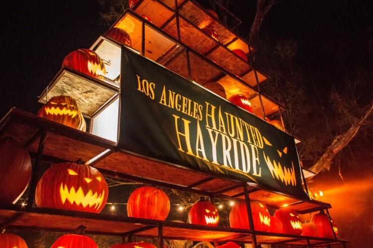 Haunted Hayride los angeles, halloween events in los angeles