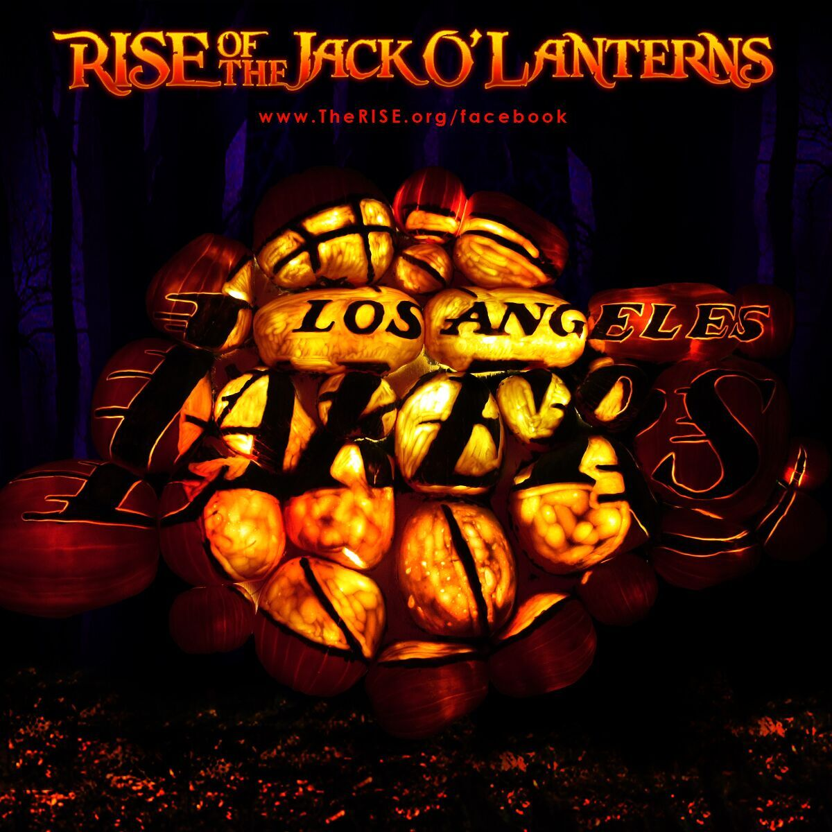 Rise of the jack o lanterns, halloween events, halloween events los angeles