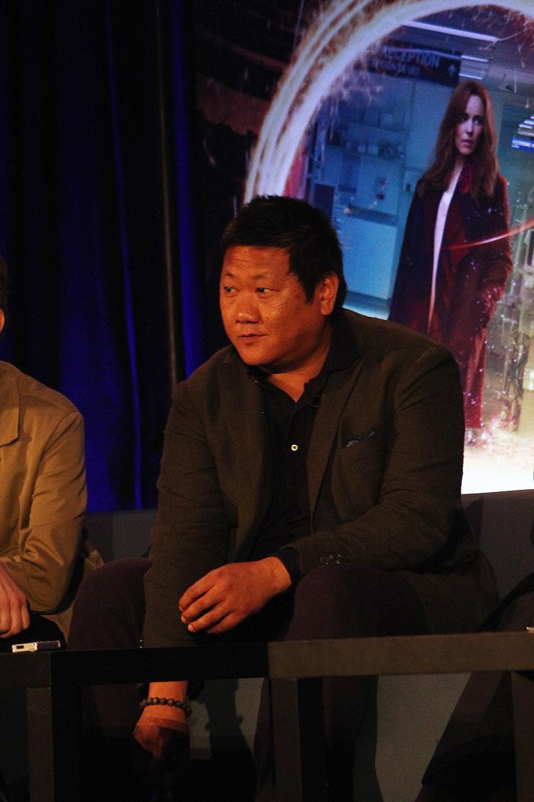 Doctor strange, doctor strange release date, doctor strange interview , Benedict Wong