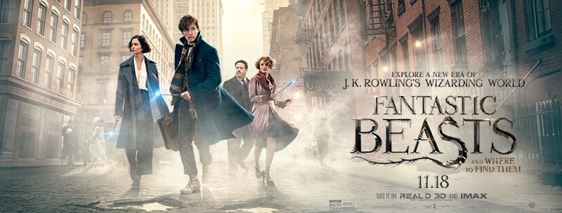 Fantastic Beasts and where to find them review, Fantastic Beasts