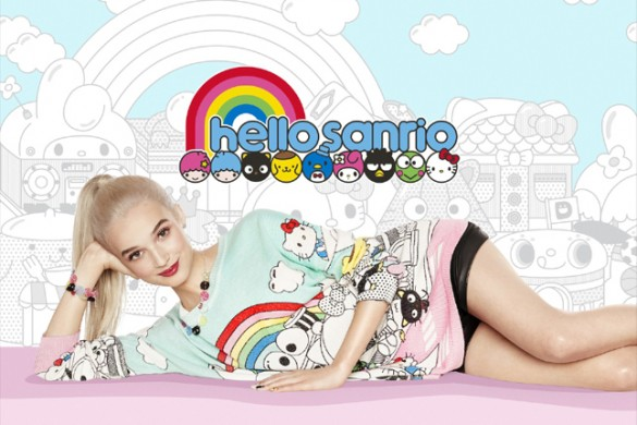 Sanrio Launches Premier hello sanrio Collection (PRNewsFoto/Sanrio)