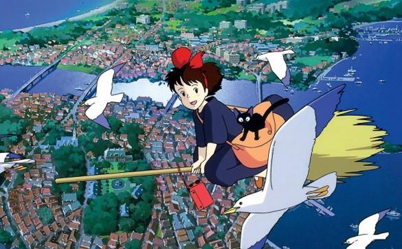 Hayao Miyazaki, Studio Ghibili, Kiki
