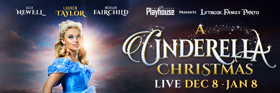 A cinderella Christmas, Pasadena Playhouse
