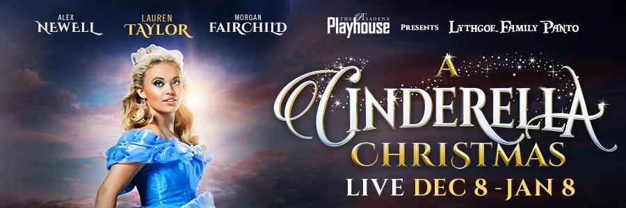 A Cinderella Christmas.A Cinderella Christmas December 8 2016 Through January 8