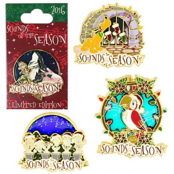 Holiday Commemorative Merchandise, disneyland festival of lights, disney parks gift items
