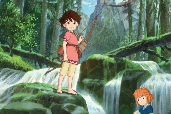 Ronja the robber's daughter, amazon Prime, Ronia, Studio Ghibli