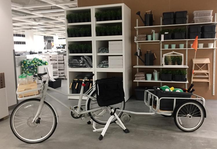 Ikea burbank, SLADDA