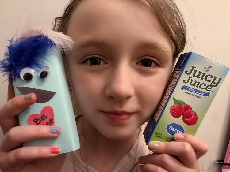 juicy juice box crafts