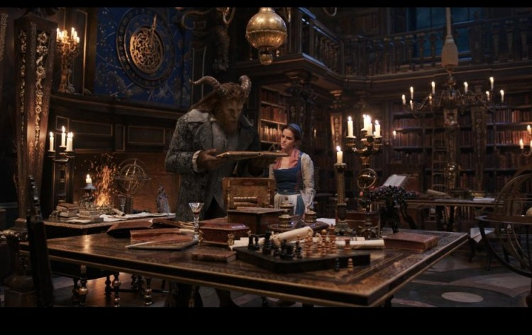 Beauty And The Beast behind-the-scenes facts candles