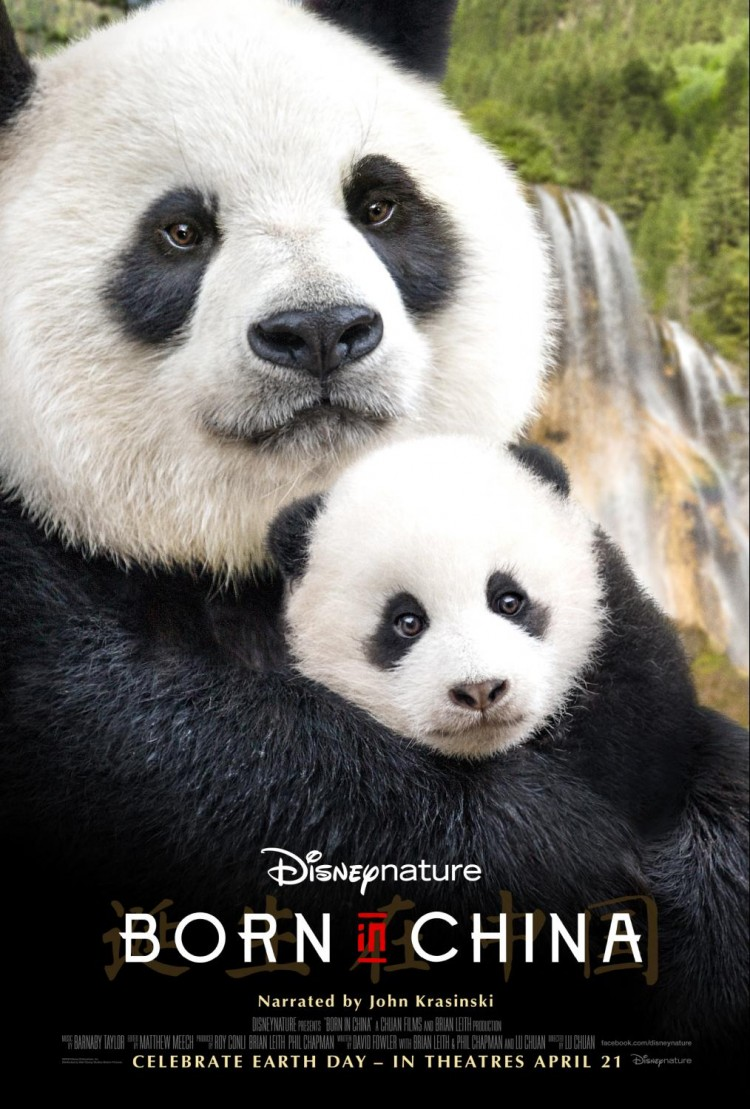 born in china earth day
