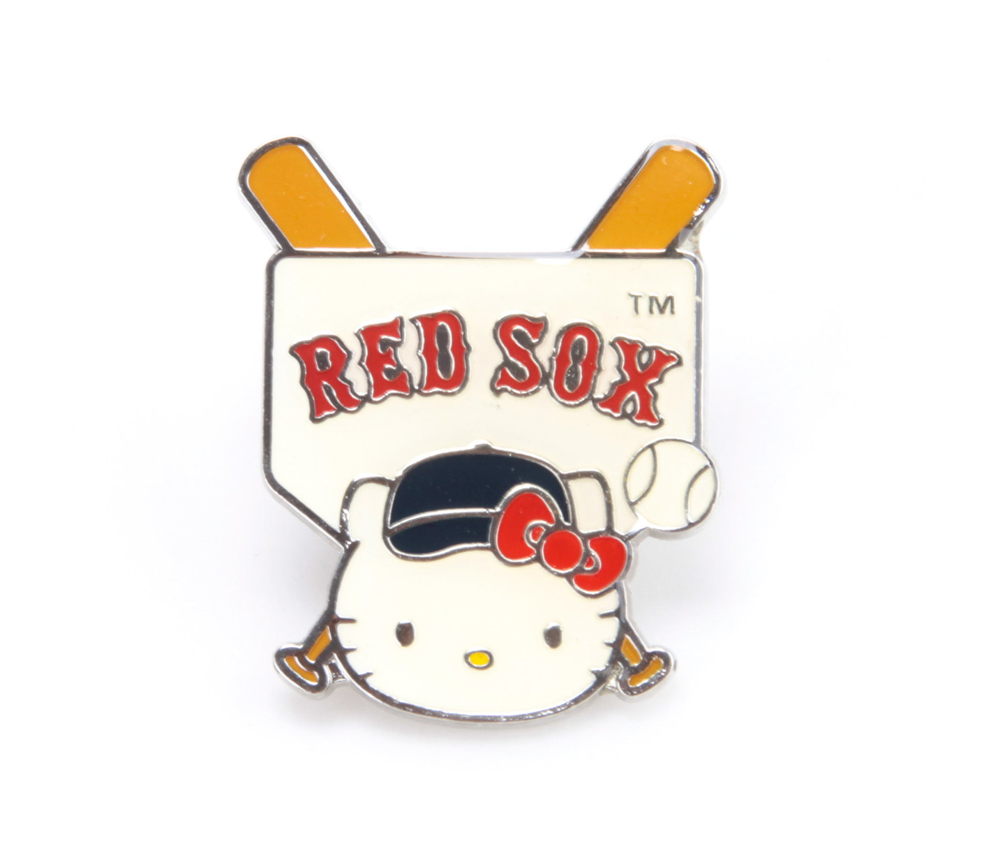 Hello Kitty x MLB