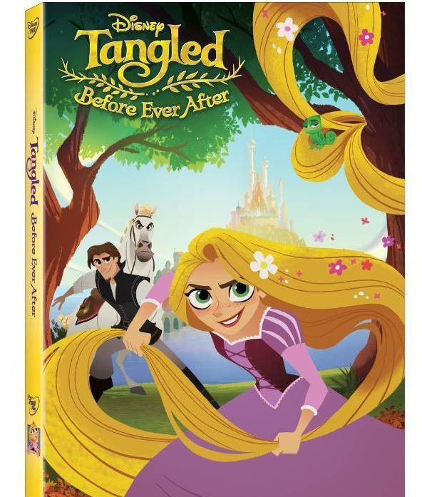 tangled before ever after paper lantern