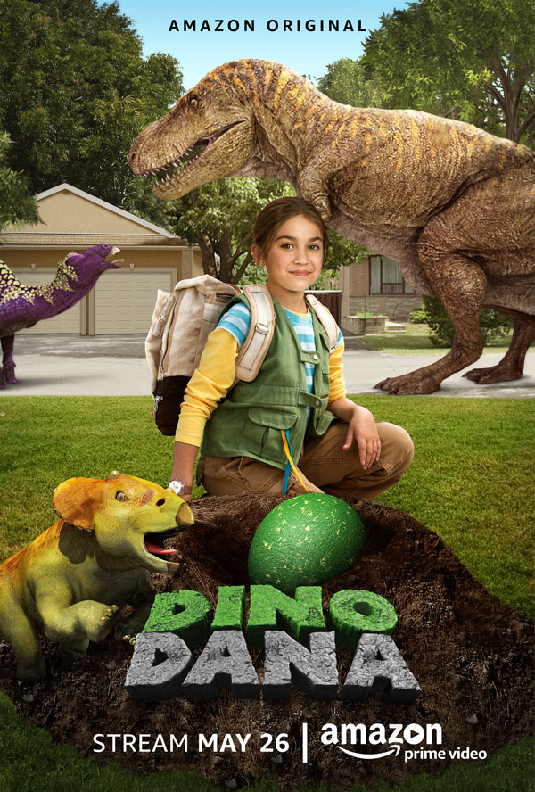 Dino Dana Amazon, DIY Dinosaur Egg