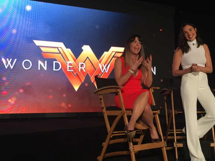 gal gadot, wonder women family friendly, patty jenkins