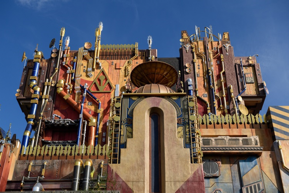 guardians of the galaxy: Mission BREAKOUT, disney california adventure