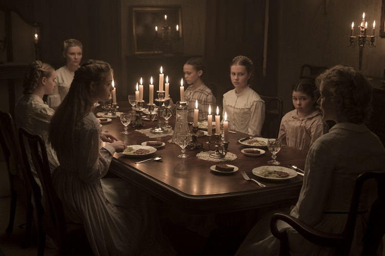 The Beguiled, Sofia Coppola, Kirsten Dunst