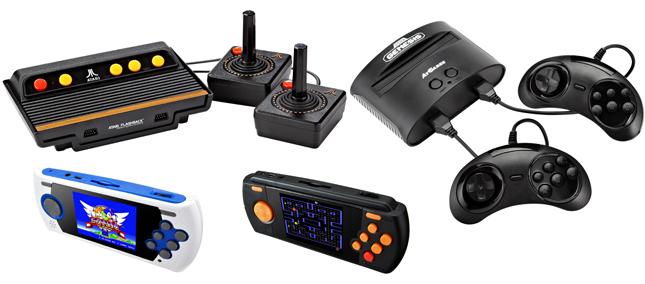 AtGames, Atari