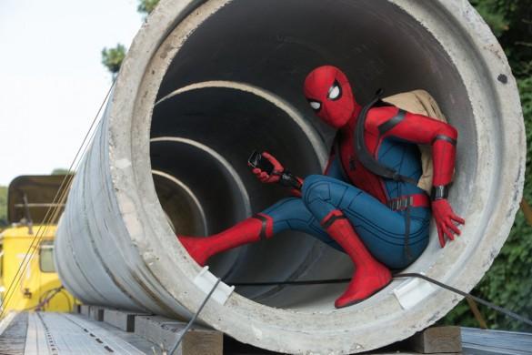 spider-man-homecoming high school