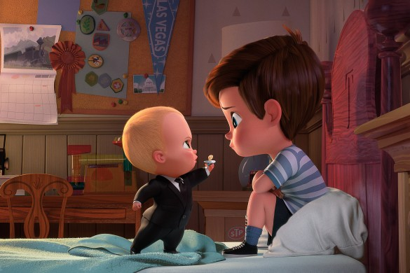 The Boss Baby, Alec Baldwin Boss Baby, the Boss Baby Blu-ray