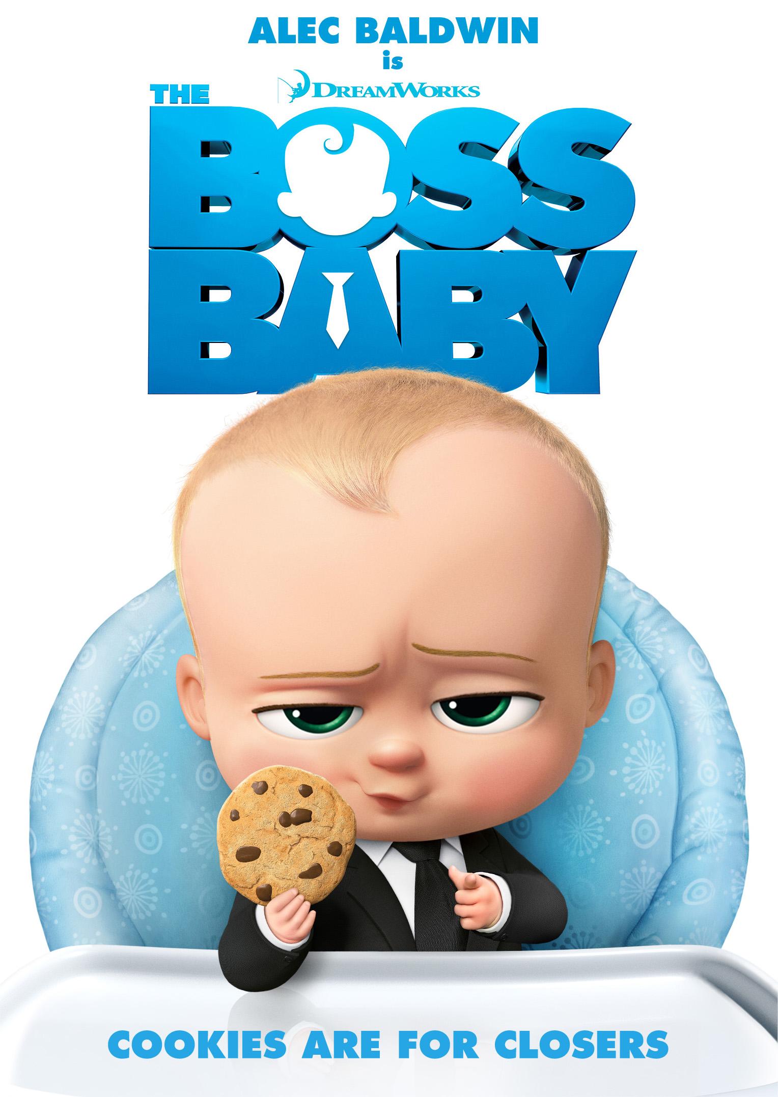 Boss Baby Alec Baldwin
