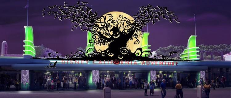 Disneyland Halloween Time 2017, disneyland halloween time dates, carsland halloween