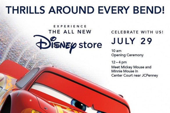 Disney store northridge