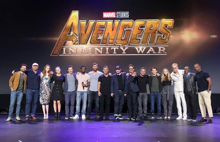avengers infinity war, Marvel