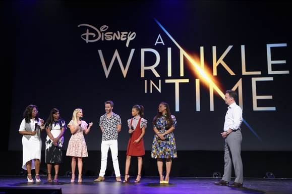 a wrinkle in time, oprah, marvel, disney