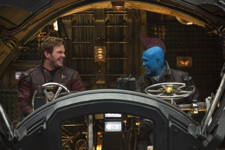 GuardiansVol james gunn michael rooker 2