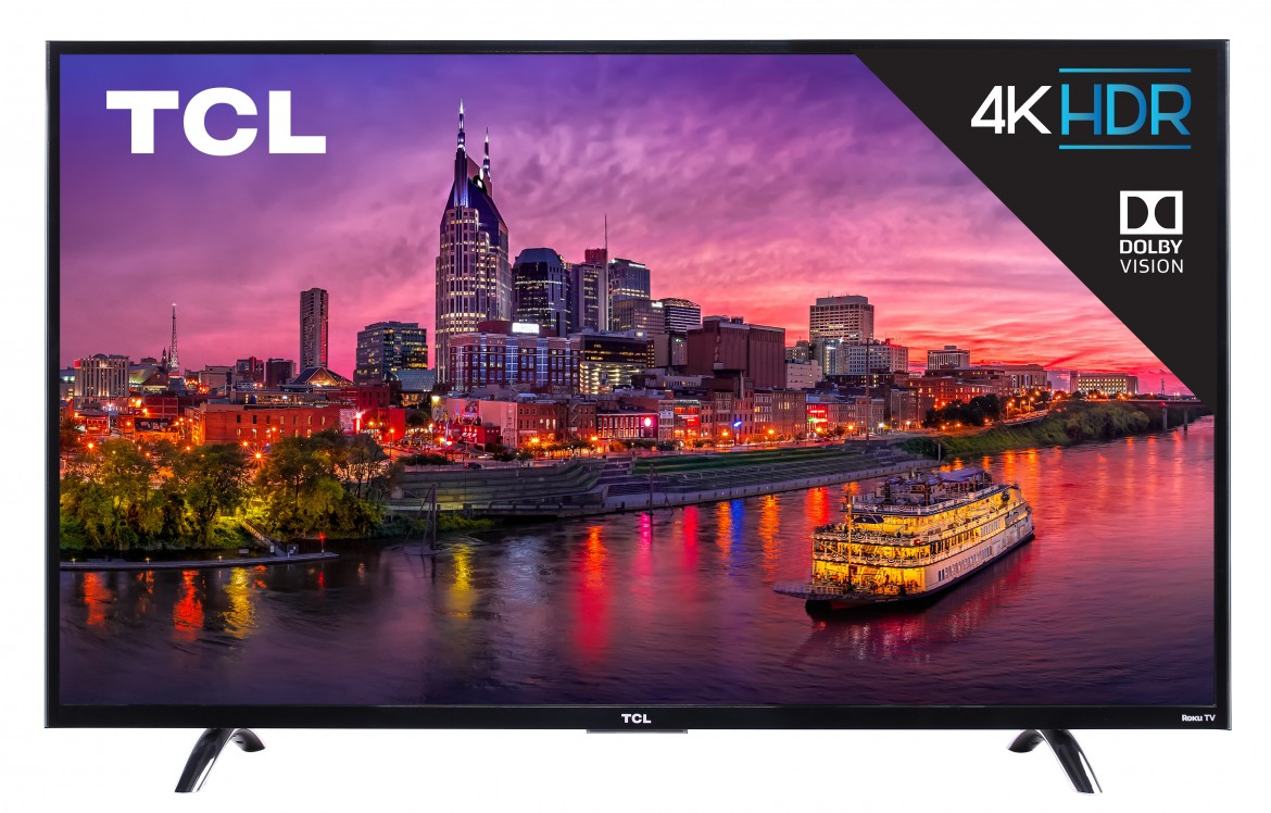 P series tcl 55 roku smart tv