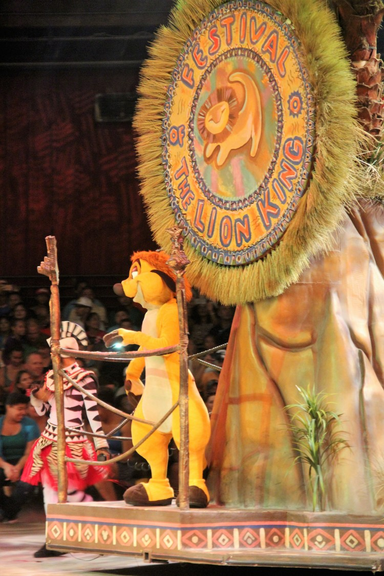 festival of the lion king 5