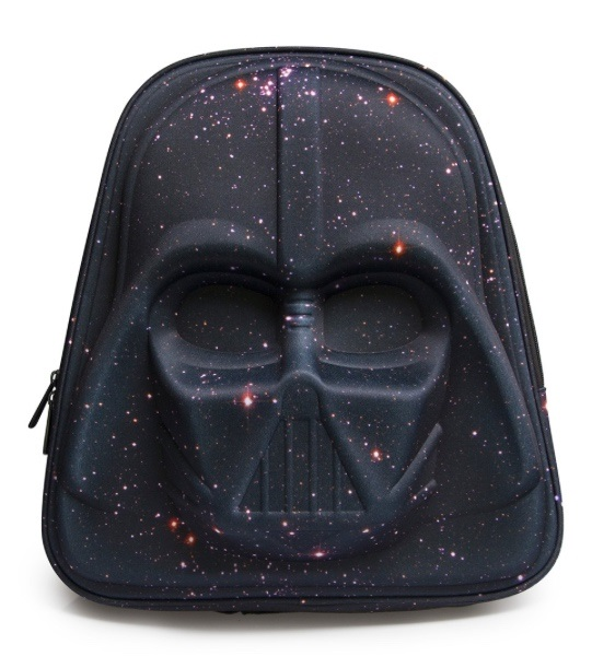 loungefly darth vader galaxy backpack