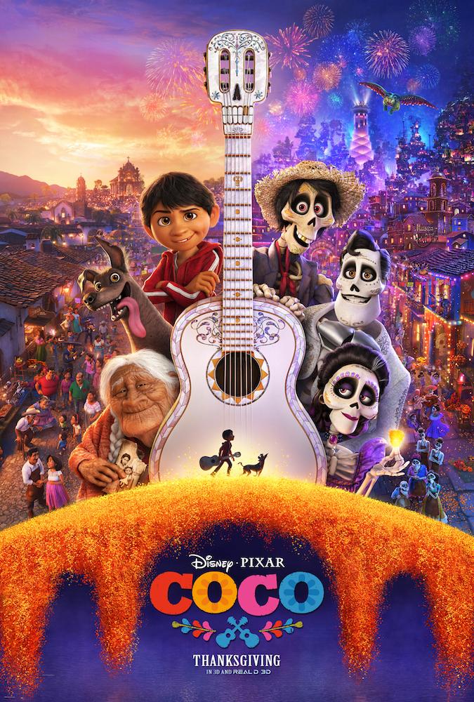 introduction dia de los muertos coco