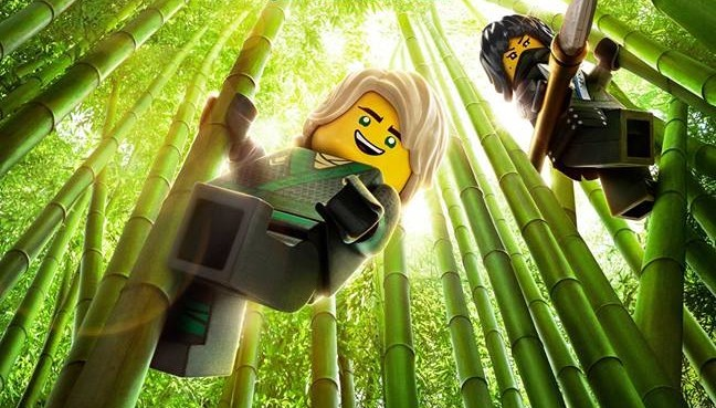 ninjago movie, lego, nya costume, kai costume
