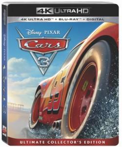 cars 3 blu ray release