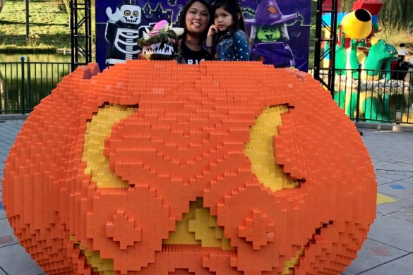 legoland ca brick or treat party nights