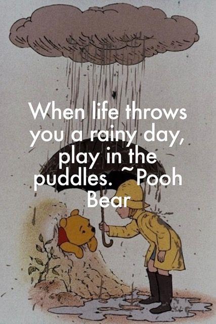 rain winnie the pooh