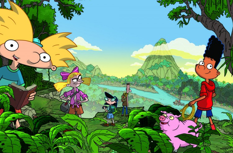 hey arnold, the jungle book, craig bartlett