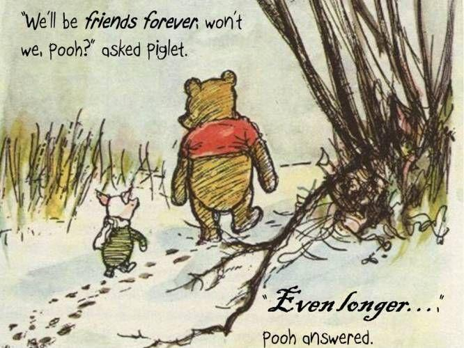 well-be-friends-forever-pooh quote