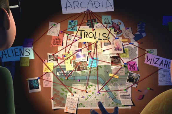 Tales of Arcadia trollhunter