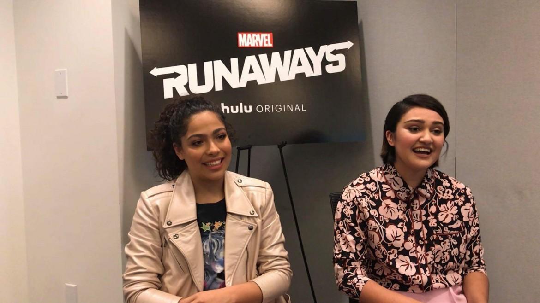 Marvel comics runaways, marvel runaways, runaways on hulu