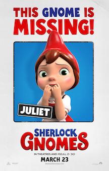 sherlock gnomes juliet