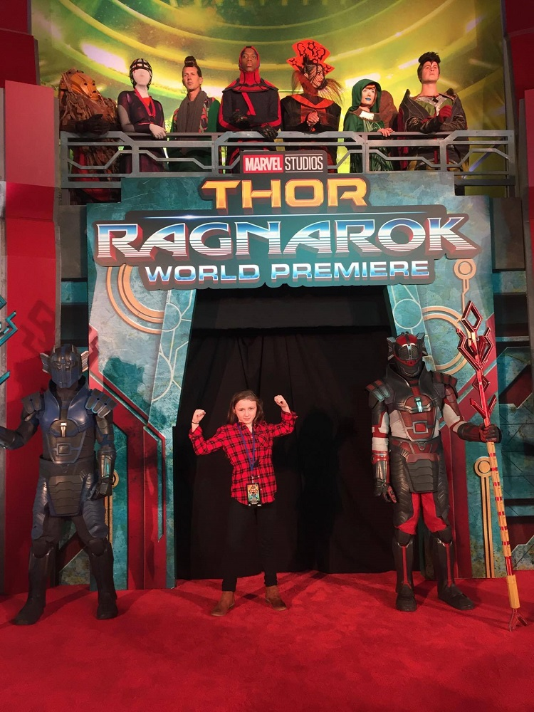 thor premiere hollywood
