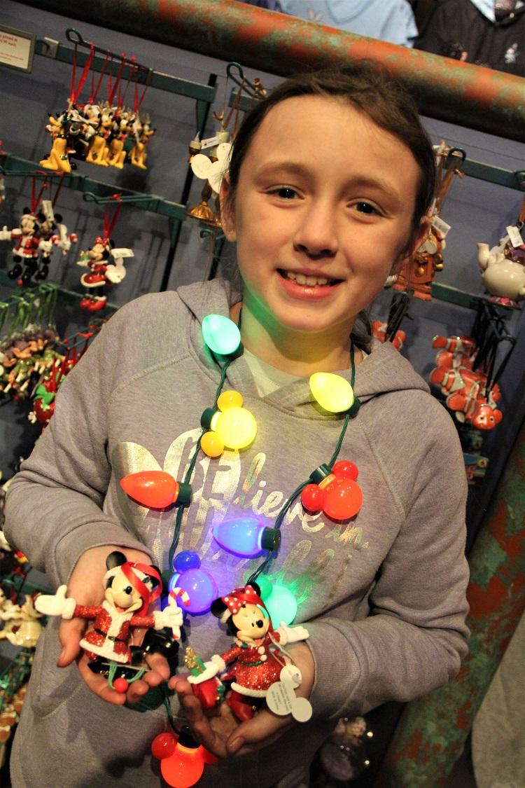disneyland holidays christmas ornaments