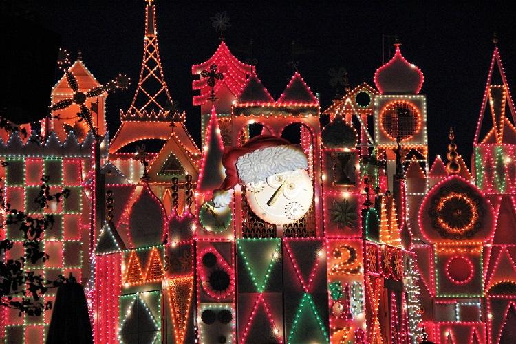 disneyland holidays its a small world