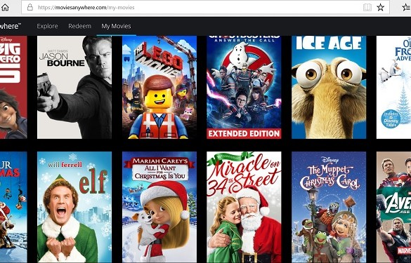 movies anywhere, top family holiday films